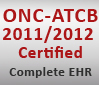 ONC-ACB 2011/2012 certified complete EHR